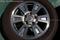 "BRAND NEW 20"" TOYOTA TUNDRA/TACOMA/ SEQUOIA WHEEL & TIRE PKG!!"