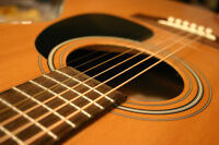Start taking those guitar lessons you've always wanted!