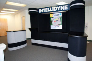 Trade Show Display Portable/Modular Custom exhibit
