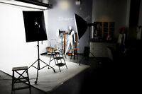 Attn: Photographers - Professional Photo Studio Space for Rent