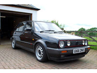 Black Mk2 20vt, 1990, full year MOT