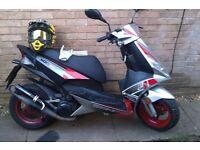 Generic xor 50cc 2011