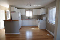 3 Bedroom house for rent close to downtown Smithers  AUG 1st