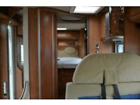 Carthago Chic c-line LEFT HAND DRIVE FIAT DUCATO LEZ COMPLIANT 4 BERTH 4