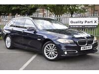 2014 BMW 5 Series 2.0 520d Luxury Touring Auto 5dr