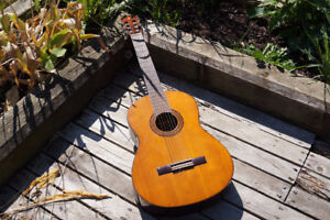 1970s Yamaha G-231 Classical Guitar with Case