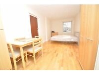 Good size studio flat in great location