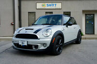 2011 MINI COOPER S * COMFORT, STYLE & SPORT PACKAGES $0 DOWN *