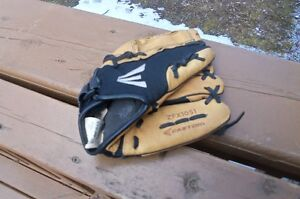 Variety of Youth Ball Gloves --9.5 and 10.5, 11 Inch sizes
