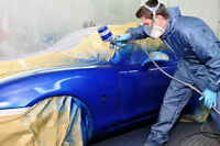 Wanted Professional Automotive Painter