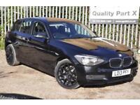 2013 BMW 1 Series 2.0 116d ES Sports Hatch 5dr