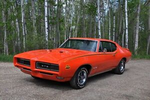 1968 Pontiac GTO - Immaculate Condition