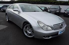 2006 MERCEDES CLS 320 3.0 CDI 4 DOOR DIESEL AUTOMATIC COUPE COUPE DIESEL