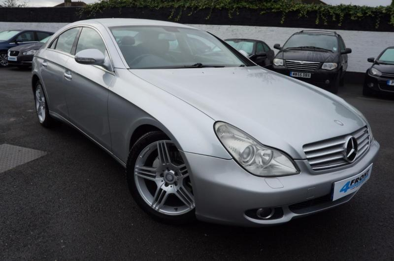 2006 mercedes cls 320 3 0 cdi 4 door diesel automatic coupe coupe diesel in eltham london. Black Bedroom Furniture Sets. Home Design Ideas
