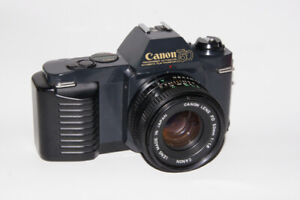 Canon T50 Camera>>>AE-1 p AV-1 AT-1 A-1 ....Nikon Minolta,,,