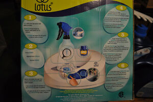 Chemical free Cleaning System. Lotus. Windsor Region Ontario image 1