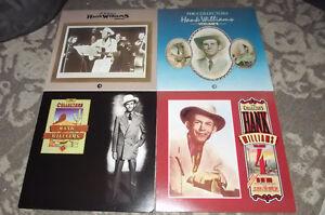 HUGE Collection Of Hank Williams Sr Record (LP's) - $5.00 + Belleville Belleville Area image 2