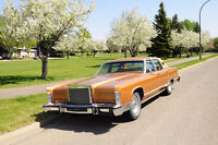 LAST OF THE TITANS,  1978 Lincoln Continental Town Car