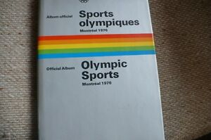 1976 Montreal Sports Olympics original album