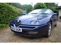 2000 Alfa Romeo GTV 2.0TS Lusso **New Cambelt**