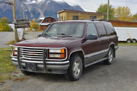 1999 GMC Yukon Other