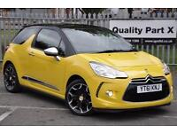 2011 Citroen DS3 1.6 e-HDi Airdream DSport Plus 3dr