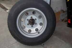 SNOW TIRES FITS CHEVY 1500