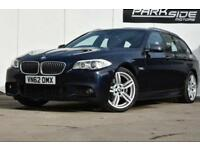 2012 BMW 5 Series 2.0 520d M Sport Touring 5dr