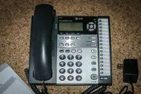 AT&T 4-Line Small Business Phone