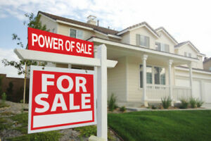 POWER OF SALE LISTINGS!!!!!!