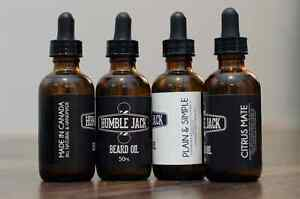 Humble Jack Beard Oil! 50ml Bottle! Pick from 4 Scents! Peterborough Peterborough Area image 1