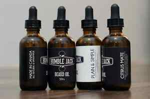 Humble Jack Beard Oil! 50ml Bottle! Pick from 4 Scents!