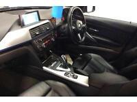 BMW 320d M Sport Saloon 4 door 2013 FROM £77 PER WEEK !