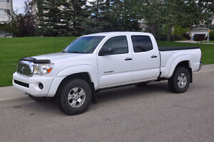 2009 Toyota Tacoma Double Cab SR5 Pickup Truck