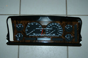 Instrument Panel for Jaguar X300 (New)