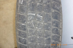 Winter tires on 4 rims Nissan Rogue Strathcona County Edmonton Area image 2