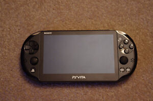 Ps Vita Slim 8gb 3.60 Hacked.