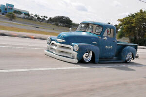 1954 Chevy pickup  front fenders  and Cab