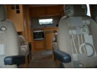 Elddis Autoquest 115 PEUGEOT 2 BERTH 2 TRAVEL SEAT MOTORHOME