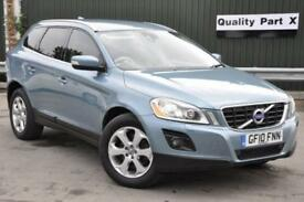 2010 Volvo XC60 2.4 D DRIVe SE Lux Geartronic 5dr