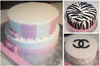 The Home Bakeshop-Cakepops, Pastries, CUSTOM FONDANT CAKES &more