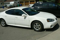 2006 Pontiac Grand Prix GT Sedan LOW KMS