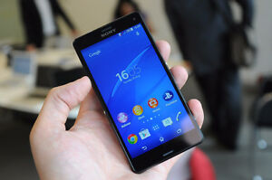 Xperia Z3 Compact---Mint Condition---Bell/Virgin