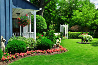 Lawn Care Door to Door Sales Person