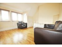 Bright 2 double bedroom flat is set on a residential road in Golders Green within minutes walk to