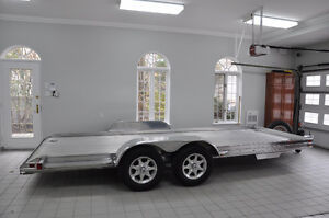 CAR TRAILER FEATHERLITE 3110 17'6''