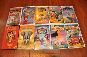Assorted childrens VHS and some DVD's Gatineau Ottawa / Gatineau Area image 7