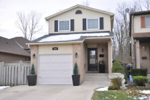 3+1 BR Detached Family Home for Rent Lower Stoney Creek