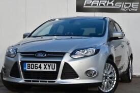 2014 Ford Focus 1.0 T EcoBoost Zetec 5dr (start/stop)