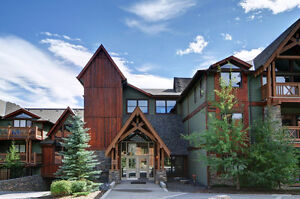 Stunning Views in Charming Canmore condo.